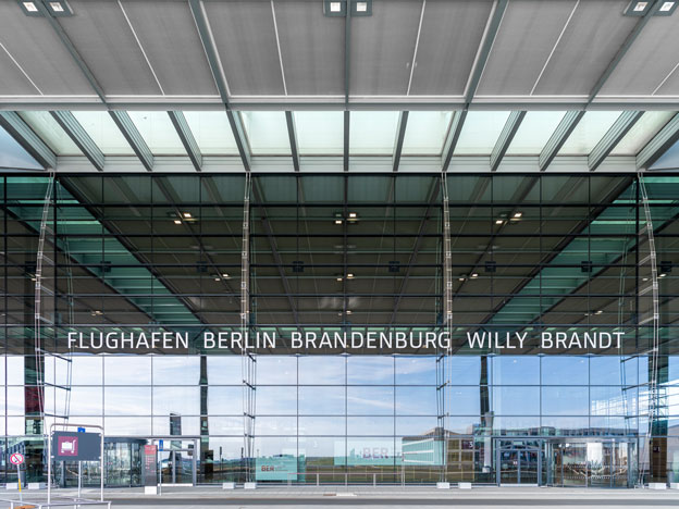 Flughafen Berlin Brandenburg (BER) Willy Brandt