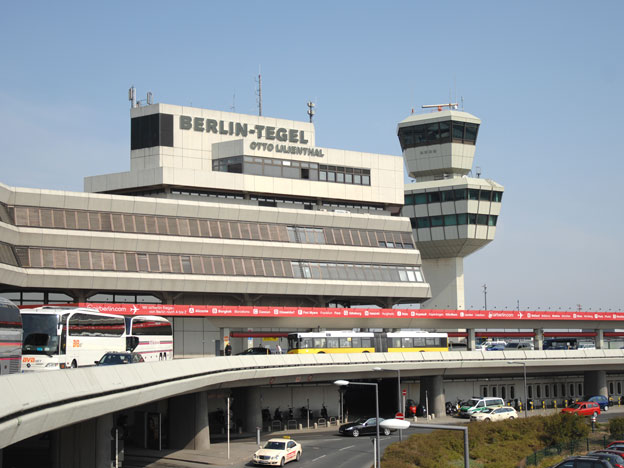 Airport Tegel, Photo: VMZ