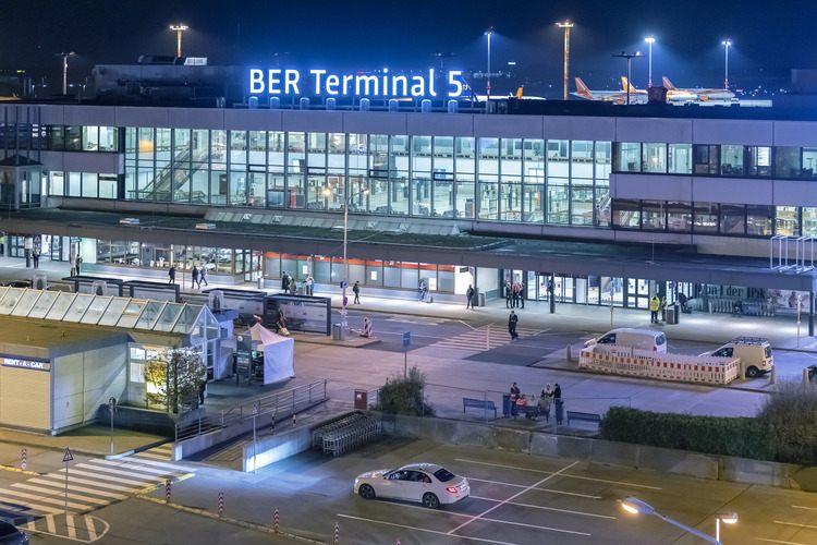 Bild BER Terminal 5